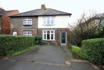semi detached house in WILLOWCROFT ROAD, SPONDON
