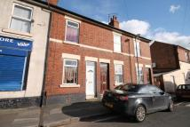 2 bed Terraced home in CORNWALL ROAD, CHADDESDEN