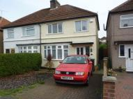 3 bedroom semi detached house to rent in Hazeltree Road, WATFORD...