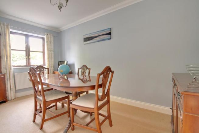 DINING ROOM/BEDROOM FOUR