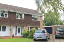 semi detached property in Liddington Close...