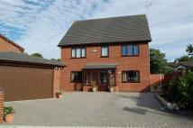 Detached house in Halltine Close, Liverpool