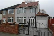 4 bed semi detached home in Sonning Avenue...