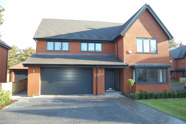 4 bedroom detached house for sale in victoria road formby for Homes to build on acreage