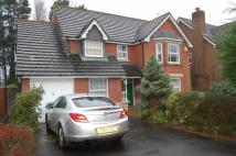 Detached house in The Evergreens, Liverpool