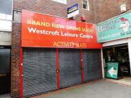 Beacon Grove Shop to rent