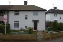 semi detached property in Russell Lane, London