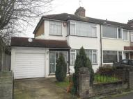 Floriston Avenue semi detached property to rent