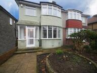 Hamilton Road semi detached house to rent