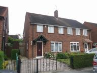semi detached property to rent in St Pauls Close, Cowley