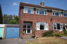 3 bed semi detached home in Heathlands Road...