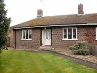 2 bed Terraced Bungalow in Mill Lane, Hundon