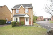 Detached home to rent in Appletree Grove, Burwell