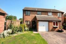 3 bedroom semi detached property in Icknield Close, Cheveley