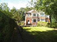 The Crescent semi detached house for sale