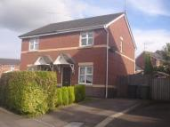 2 bed semi detached property to rent in Thornbury...