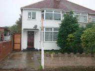 semi detached home in SAREHOLE ROAD...