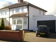 HENLOW ROAD semi detached house to rent