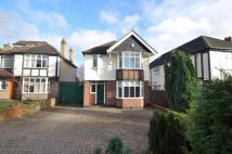 Detached home for sale in Charmouth Road...