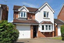 4 bedroom Detached house in Puddingstone Drive...