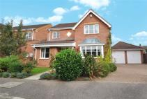 4 bed Detached house for sale in Marconi Way, St. Albans...