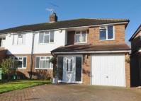 5 bedroom semi detached home for sale in Cuckmans Drive...