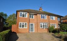 4 bedroom semi detached home for sale in Watford Road, St. Albans...