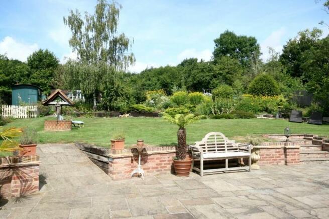 Terrace & Garden.