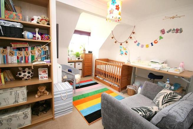 Nursery Bed 3.