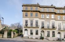 6 bed End of Terrace house in Cavendish Place, Bath