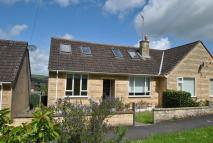 Bathampton semi detached property for sale
