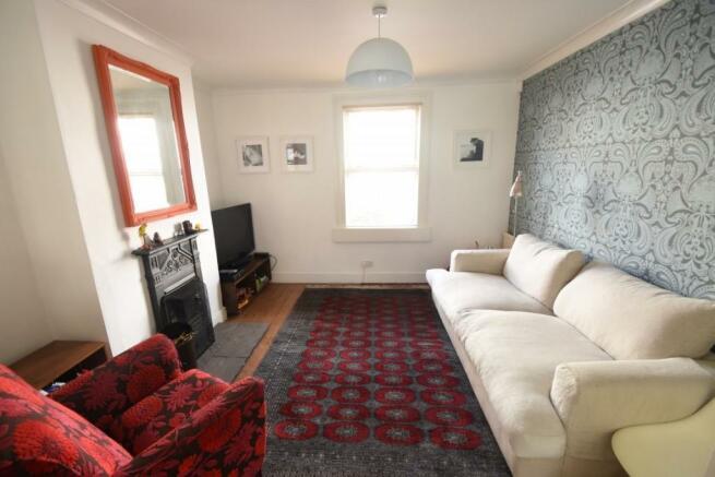 sitting room at 29 Dorset Street Bath