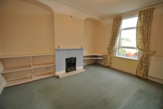 Picture of sitting room in house for sale in Mount View, Lansdown Bath