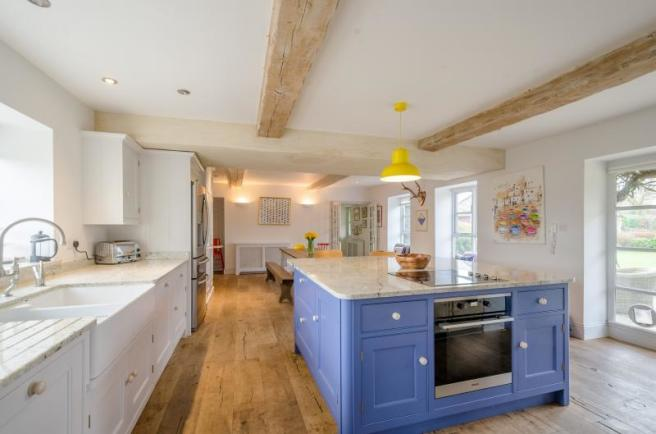 The Stables, Chelsey Hill, Wick, Kitchen Alt view