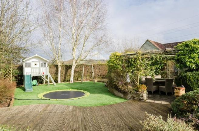 The Stables, Chelsey Hill, Wick, Garden Childrens Play Area