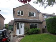 3 bedroom Detached property to rent in ASPEN MOUNT, COOKRIDGE...