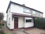BURLEY WOOD MOUNT semi detached house to rent