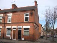 Terraced home in Clarendon Park.