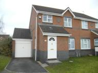 3 bedroom semi detached house in Bergman Close, Swindon...