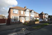 semi detached property for sale in Clarence Road...