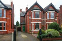 4 bedroom semi detached property in Fairfield Road...