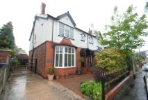 semi detached house in Cross Lane, Grappenhall...