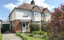 4 bedroom semi detached home in Victoria Drive...