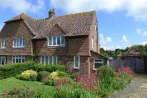 semi detached home in Downs View Close...