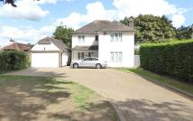 4 bed Detached home in Huggetts Lane, Eastbourne