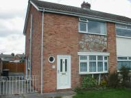 3 bed semi detached property to rent in Tennyson Close, Measham...