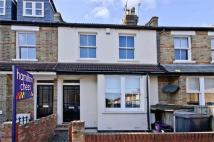 Terraced home in Victor Road, Windsor...