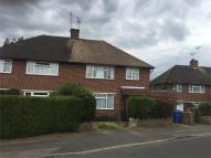 Bulkeley Avenue semi detached house to rent
