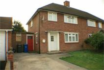 3 bed semi detached property in Bulkeley Avenue, Windsor
