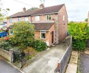 Vale Road semi detached house to rent